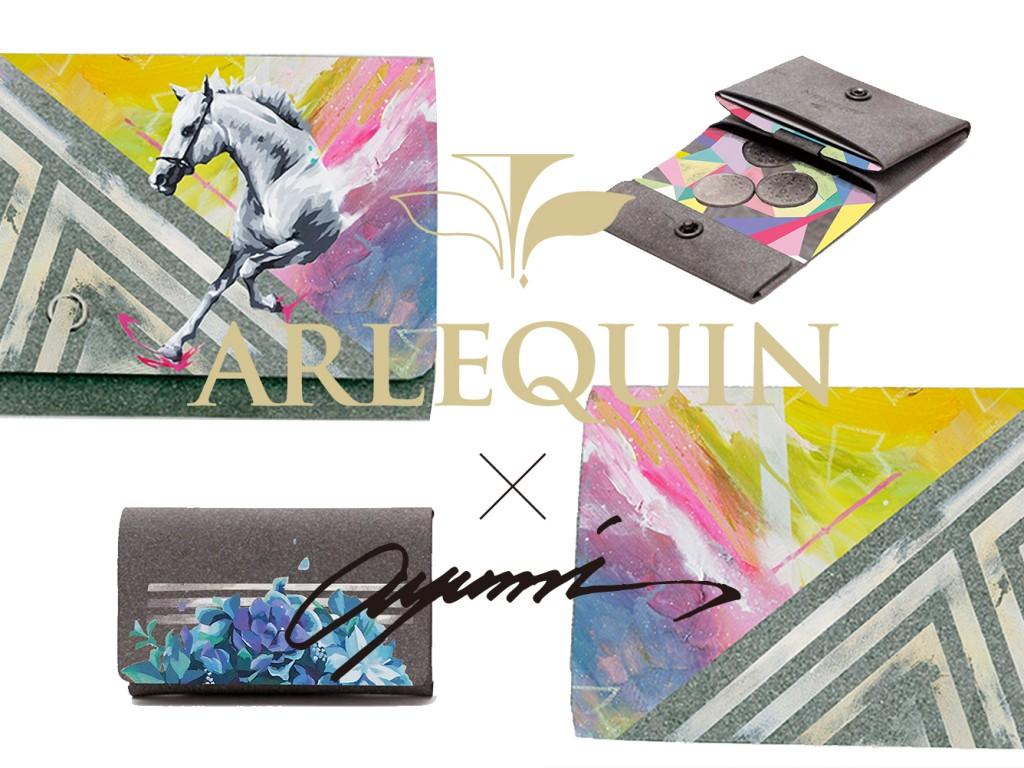 ARLEQUIN x AYUMI アーティストコラボ